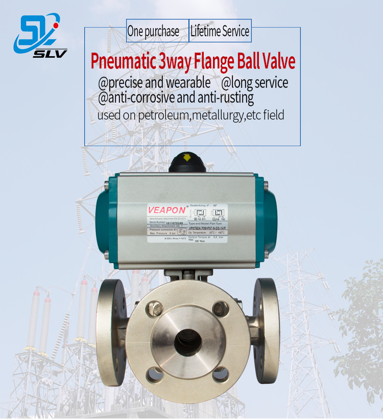 Pneumatic 3way flanged ball valve.jpg